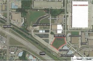Land for sale in Texas, Dallas County...