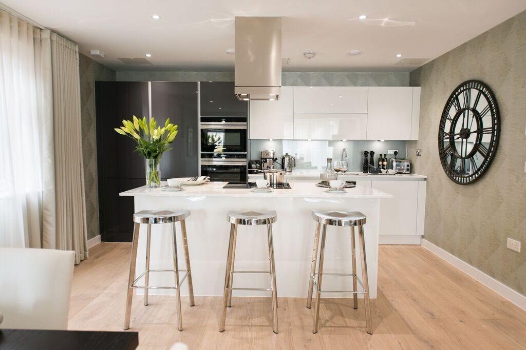 Telford Homes,Kitchen