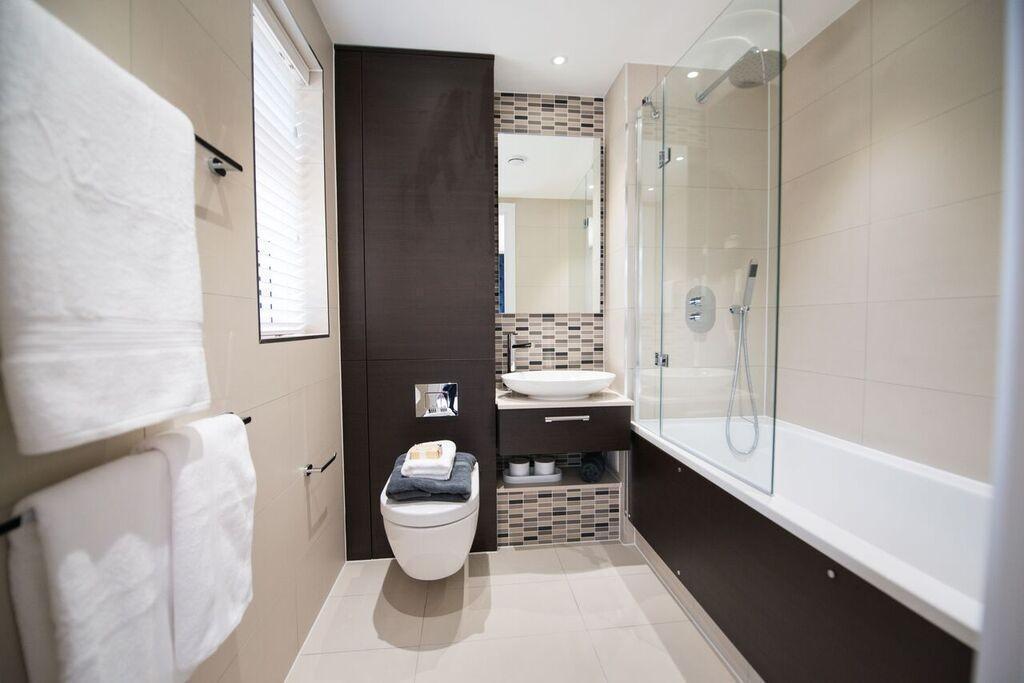 Telford Homes,Bathroom