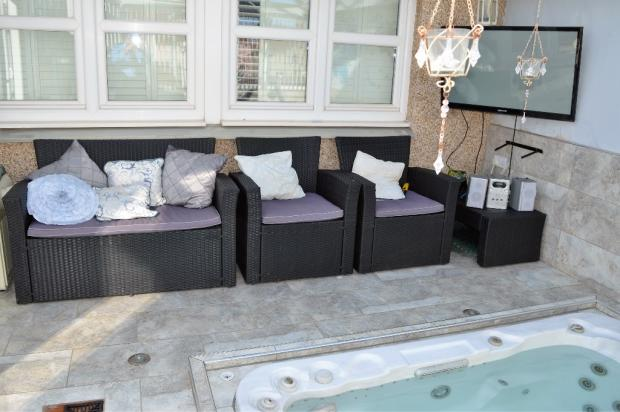 Conservatory/Hot Tub