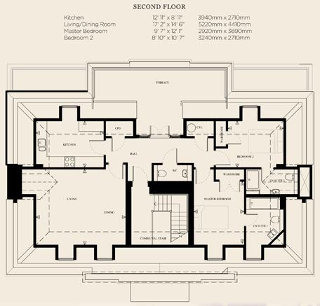 Plot 31 Floor Plan