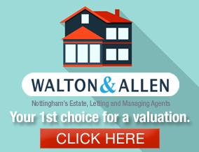 Get brand editions for Walton & Allen Properties Limited, Nottingham