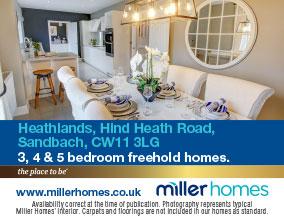 Get brand editions for Miller Homes North West, Heathlands