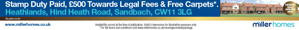 Get brand editions for Miller Homes North West, Heathlands