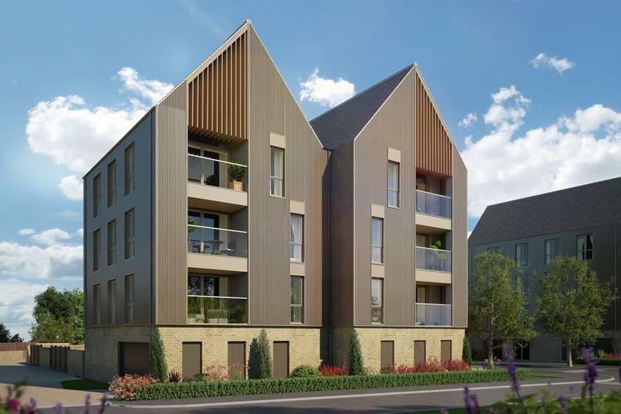 2 Bedroom Apartment For Sale In Hobson Avenue Trumpington Cambridge Cb2 Cb2