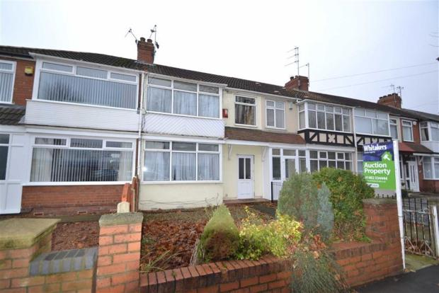 Whitakers Auction Property Hull