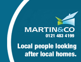 Get brand editions for Martin & Co, Longbridge