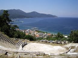 the amphi-theatre