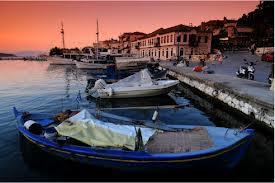Limenas Port