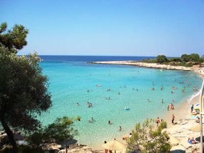 Rahoni beach