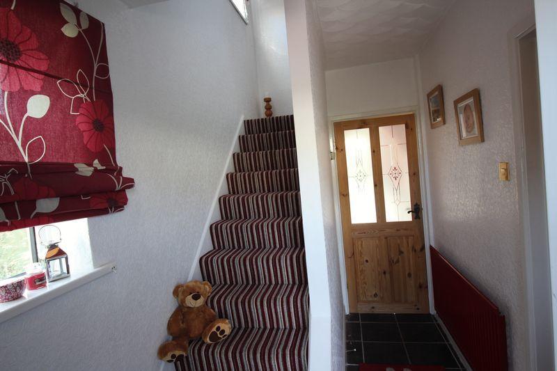 Hallway Stairs...