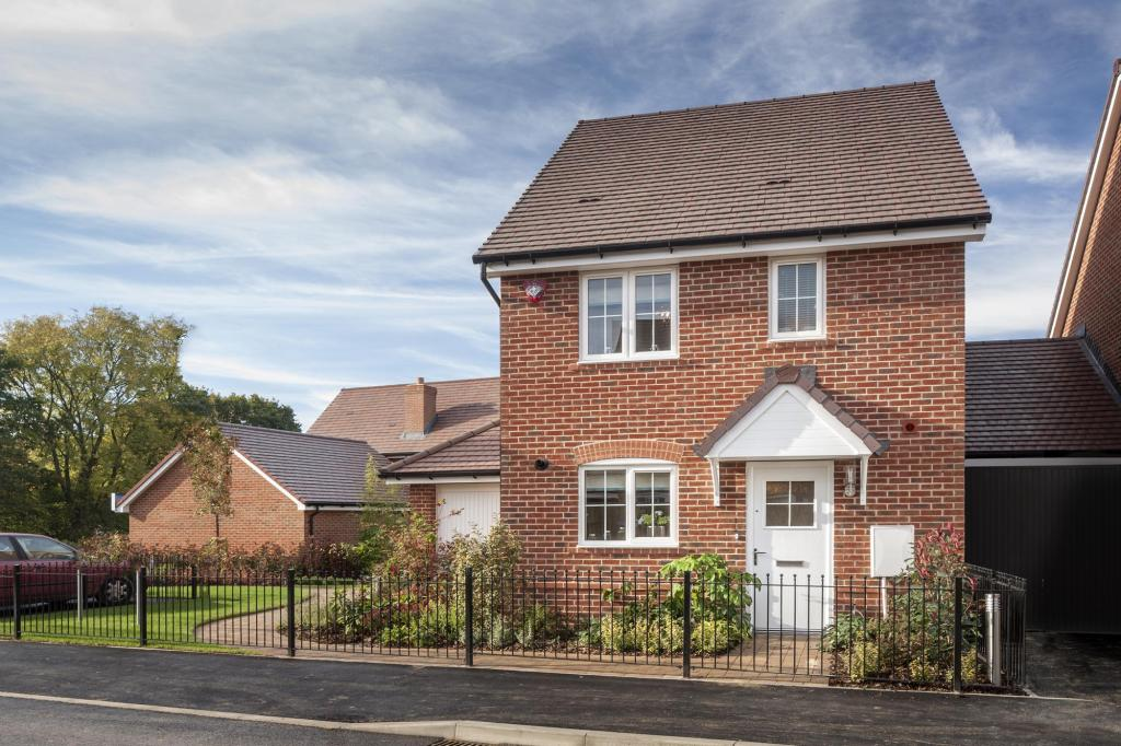 The Barwick show home at Bishop Park, Henfield