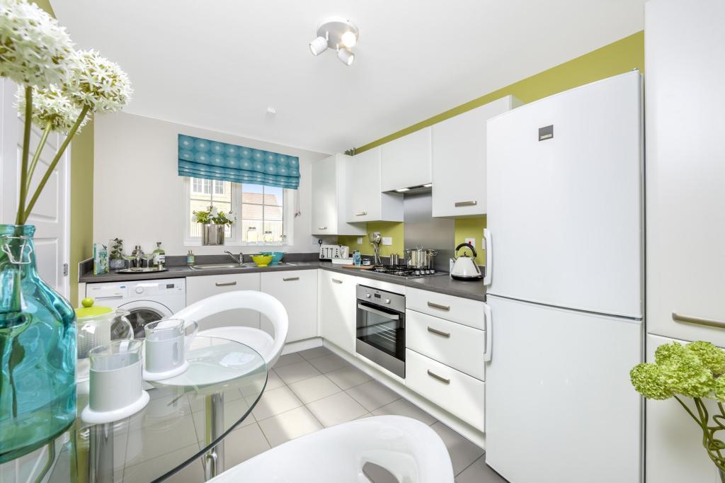 The Barwick kitchen at Bishop Park, Henfield