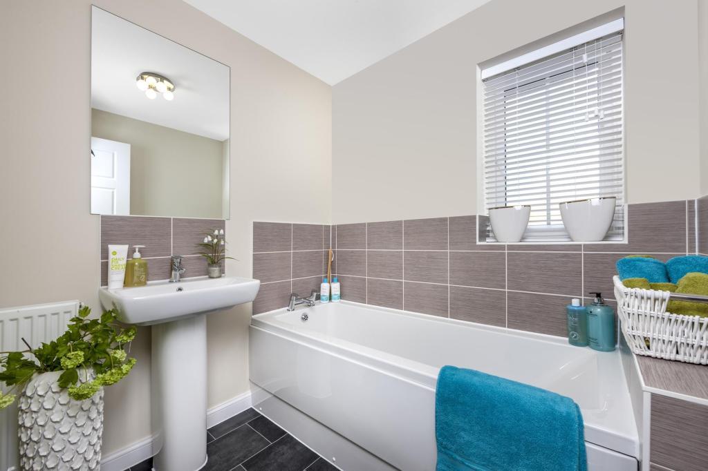 The Barwick family bathroom at Bishop Park, Henfield