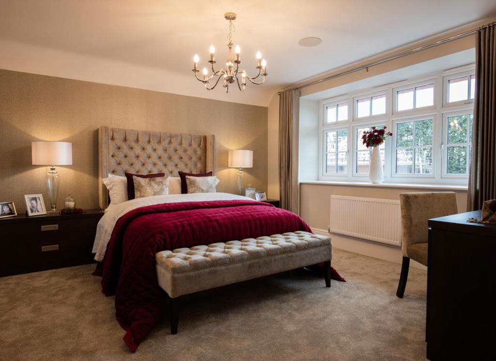 Kings Hundred,Master Bedroom