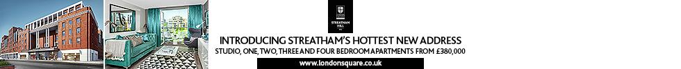 London Square, Streatham Hill