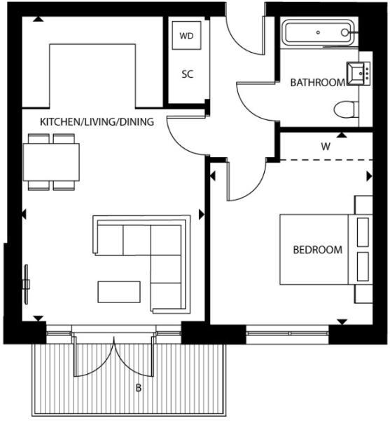 Floorplan D137