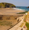 property for sale in Bassets Acre, Glenfeadon Terrace, Portreath, Cornwall, TR16 4JU