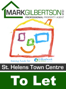Gilbertson Estate Agent, St. Helens - Lettings logo
