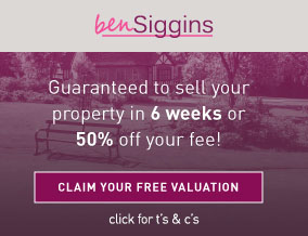 Get brand editions for Ben Siggins Estate Agents, Gillingham
