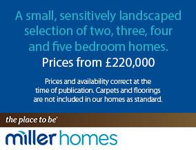 Get brand editions for Miller Homes Midlands, Regency Gardens