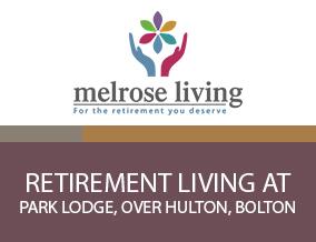 Get brand editions for Retirement Offer - Melrose Developments Ltd, Park Lodge