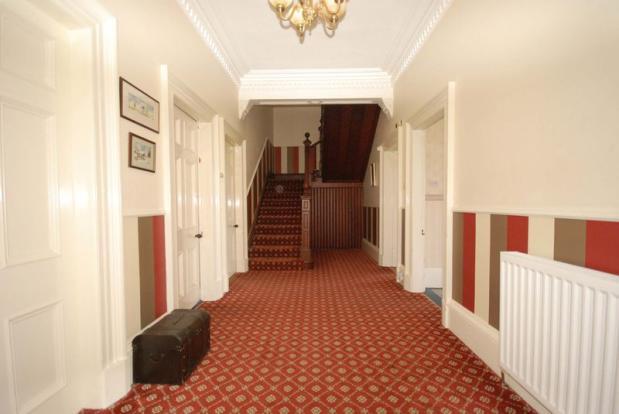 Reception - Hall