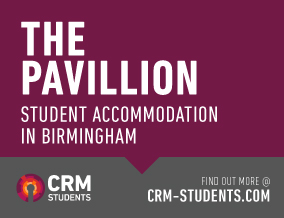 Get brand editions for CRM Students, The Pavillion, Birmingham