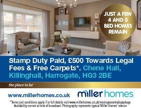 Get brand editions for Miller Homes Yorkshire, Chene Hall