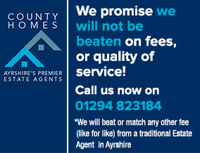 Get brand editions for County Homes, Ayrshire - Sales
