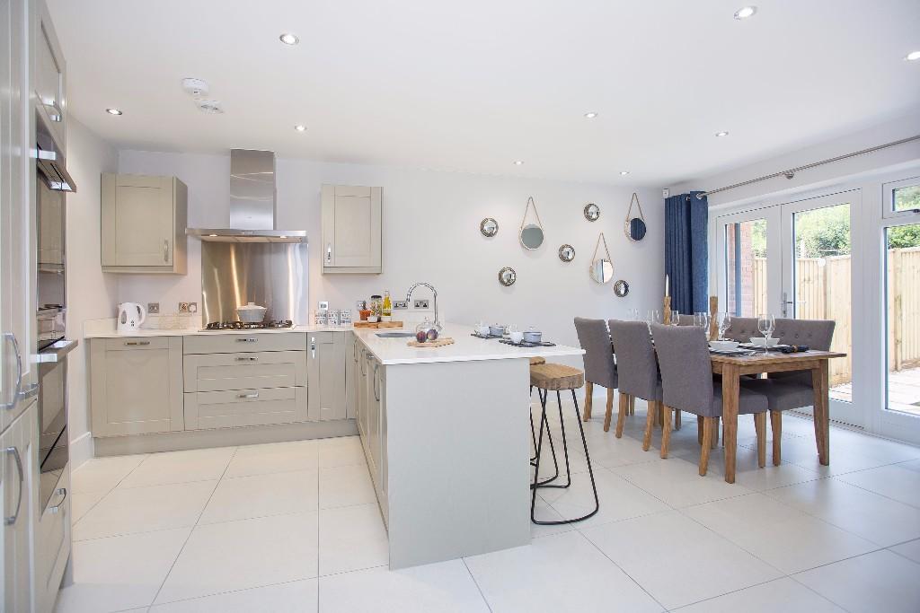 Pennyfarthing Homes,Kitchen