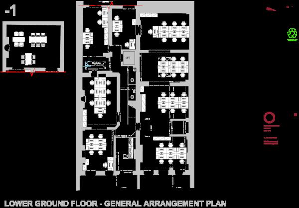 Courtyard Floor