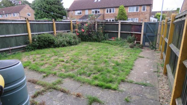 Lancaster 28 garden.
