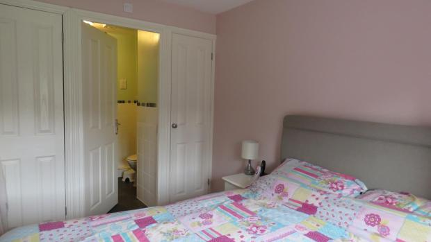 Bedroom 1 & en suite