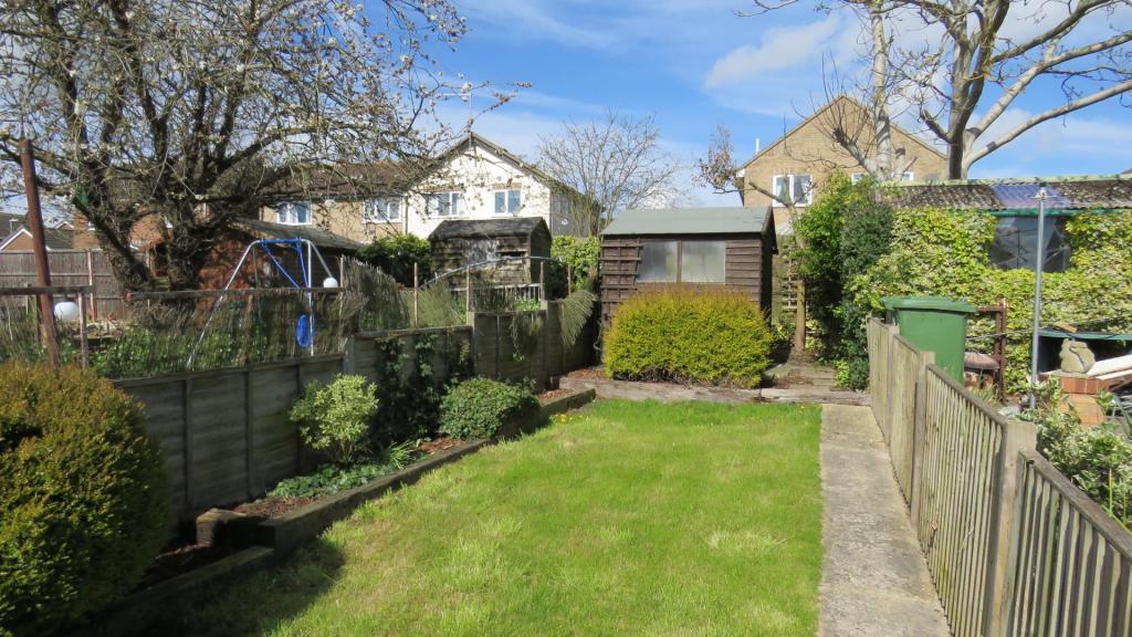 The Terrace 8 garden