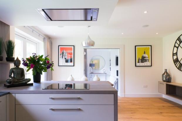 5 bedroom detached house for sale in St Serfs Place