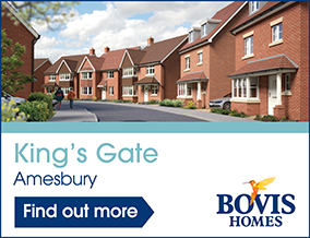 Get brand editions for Bovis Homes Southern Counties Region, King's Gate