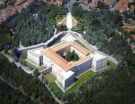 Castle of L'Aquila