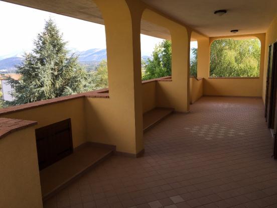 2° floor terrace
