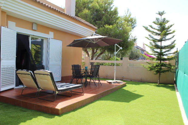 Terrace back side