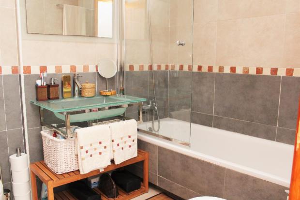 One of bathroom