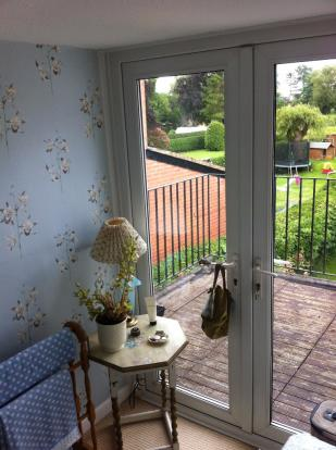 Bed 3 veranda