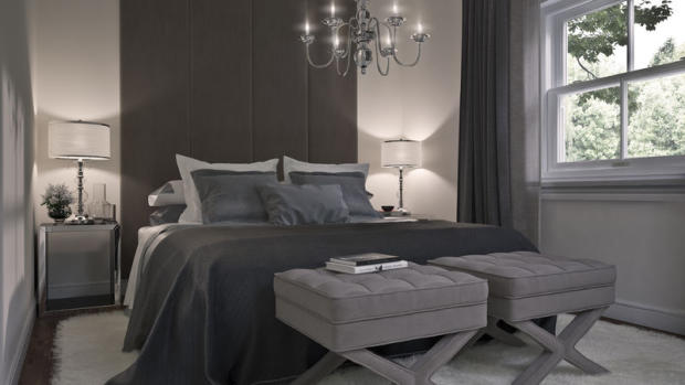 CGI Bedroom