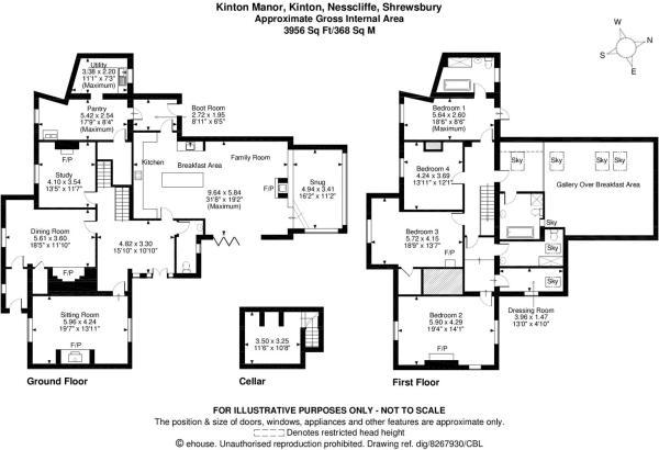 Kinton Manor - floor