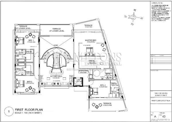 Floor Plates/Key Plans