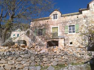 Stone House in Bol, Brac Island...