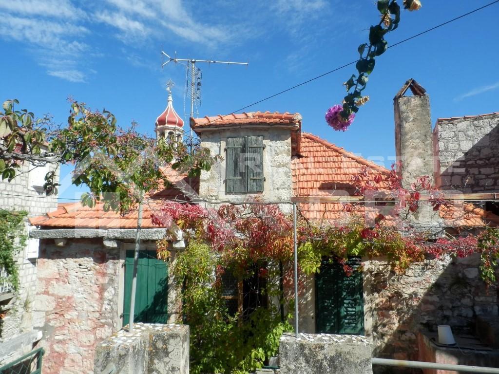 Stone House in Sutivan, Brac Island...