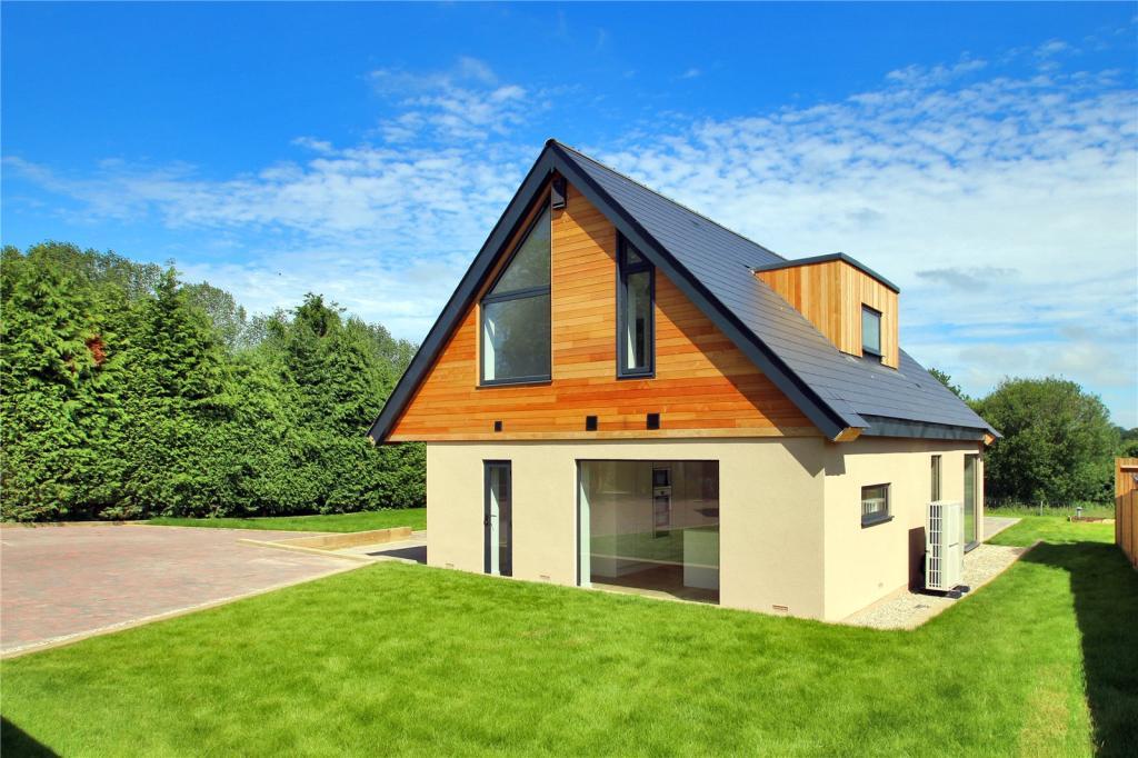 energy efficient,Rear Elevation