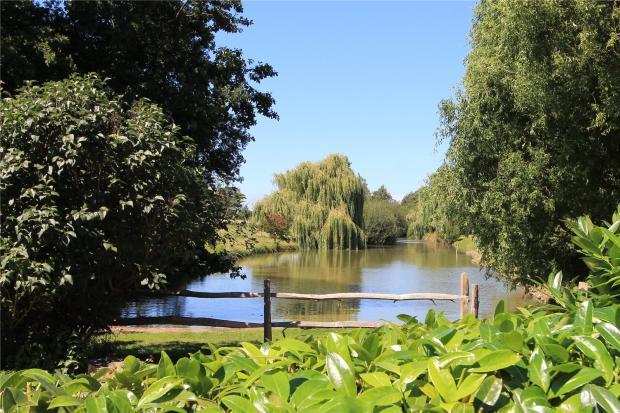 Caxton Place Lake