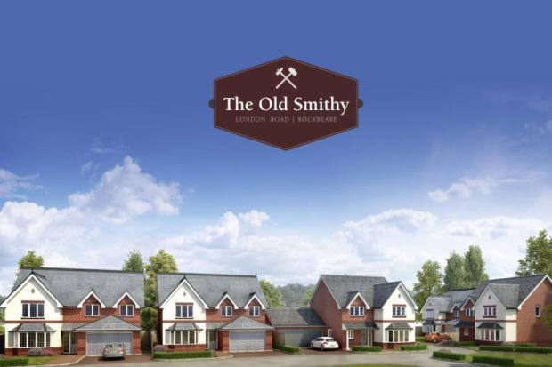 CGI The Old Smithy